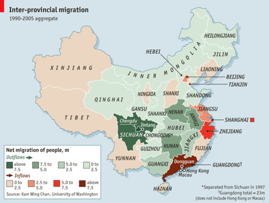 China the largest migration in human history department of china the largest migration in human history department of geography university of washington gumiabroncs Choice Image