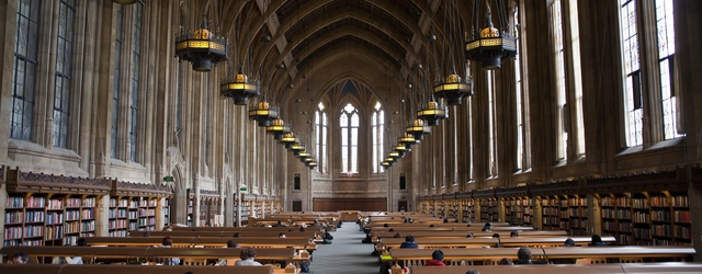 Photo of Suzzallo Library