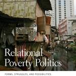 Relational Poverty Politics book cover.