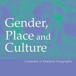 Cover of Gender, Place and Culture journal