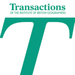 Transactions of the Institute of British Geographers journal logo