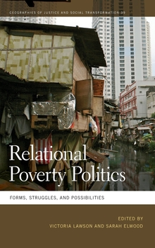 Relational Poverty Politics book cover