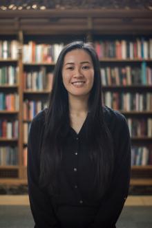 Portrait of Jody Nguyen Tran