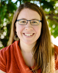 Portrait photo of Adjunct Professor Amy Piedalue