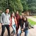 Left to right: Kuang Sheng, Christina Chappell, Murphy Stack, Nina Mesihovic, Reyna Marquez